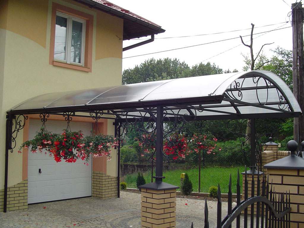 Gate Awning Balcony Railings Carport