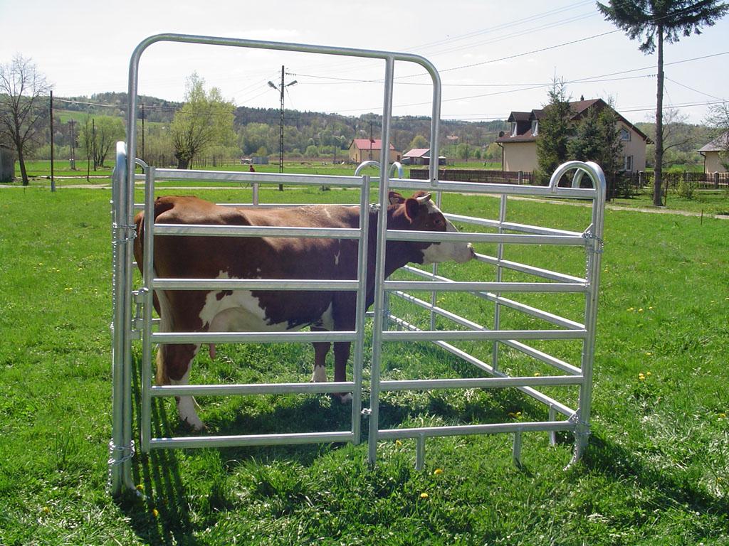 Steelman Corral Panel for Livestock